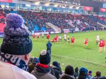 View from the south stand: Sale 39 USAP 10