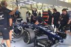 Williams F1 Bahrain Test 27:02:2014 Day One