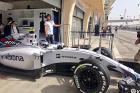 Bahrain GP: Williams Martini 5th & 6th in FP3