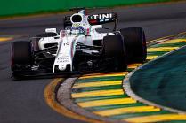Australian GP: Mixed qualifying for Williams Martini