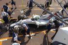 Monaco GP: Williams Martini outside top ten in FP1