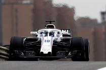 Chinese GP: Another difficult race for Williams Martini
