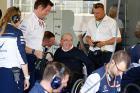 British GP: Difficult FP2 for Williams Martini