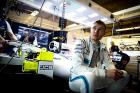 United States GP: FP1 sees wet conditions for Williams