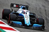 Williams Barcelona Test 20:02:2019 Day Three