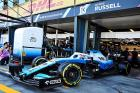 Australian GP: FP2 and no change for Williams Racing