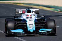 Australian GP:  Williams Racing completes difficult race