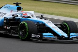 Hungarian GP: FP2 and rain hampers ROKiT Williams programme