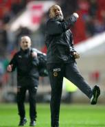 Wondrous Wolves, but Ashen Gaze from Bristol City fans