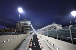Abu Dhabi Grand Prix - Qualifying Round-Up
