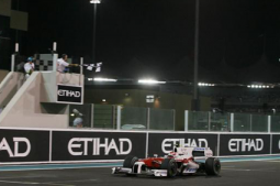 Abu Dhabi Grand Prix - Race Round-Up