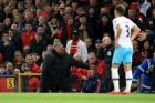 Mourinho sent off again as Irons frustrate United