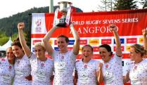 England Women's 7s Win in Langford 2016