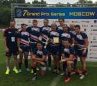 GB Royals lift Plate in Moscow