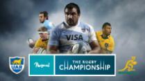 Twickenham - Argentina v Australia 8th October 2016 -Tickets