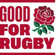 "RFU's  ""Good for Rugby"" mark"