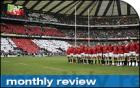 England Rugby - December 2017 - In Review