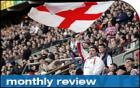 England Rugby February 2017 - In Review