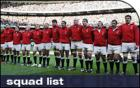 England Squads for Australia Tour and Old Mutual Wealth Cup