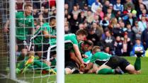 Burnley 0 Lincoln 1