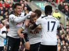 Burnley 0 Tottenham Hotspur 2