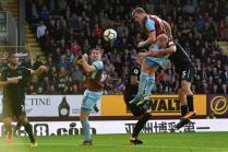 Burnley 1 West Ham United 1