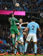 Manchester City 3 Burnley 0