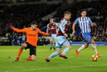 Brighton 0 Burnley 0