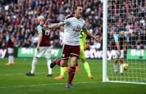 West Ham United 0 Burnley 3