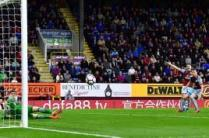 Burnley 1 Chelsea 2