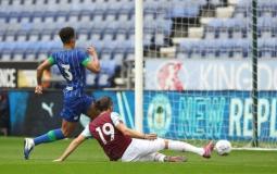 Wigan 2 Burnley 2