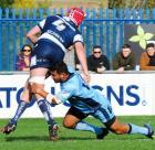 BBC C&W Rugby (half) Hour