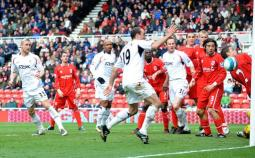 Middlesbrough 0. Bolton Wanderers 1.