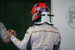 SauberF1 Team at China GP...