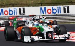 Hungarian GP - Race Report