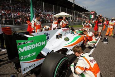 Monza race report