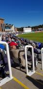 Middlesex end up with unbroken Harte