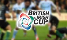British & Irish Cup Final 10th April 3pm Yorkshire Carnegie