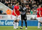 Newcastle v Manchester United Review