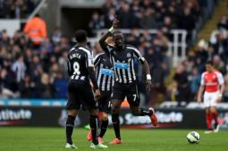 Newcastle v Arsenal Review