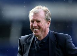 Steve McClaren takes over from Carver
