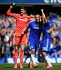 Chelsea Clinch Fourth Premiership Trophy