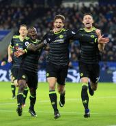 Alonso Double Foils Leicester