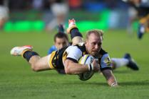 Wasps team to play Saracens