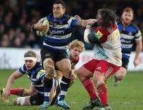 Bath vs Harlequins : Late show from Nashville Catts