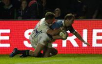 Exeter Match Report – The Agony and the Exe-tasy