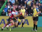 Harlequins vs Gloucester: Singing in the Rain