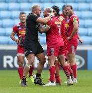 Wasps vs Harlequins: Jesters Avoid Being Stung