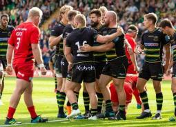 PREVIEW: Saints v Saracens Cup Final