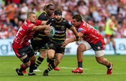 Teams Up: Saints v Gloucester